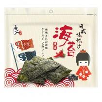 日式嚴選海苔-辣味(全素)  31.2克/包 【100元/起】(IBV:0.61)