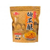 台東名產 連城記地瓜酥140g 原味 全素