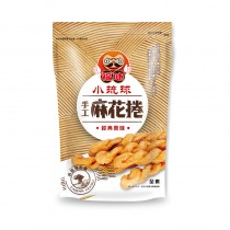福味手工麻花捲-原味(全素) 200克/包
