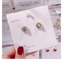 新品 韓國巴洛克復古耳環