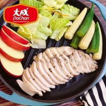 嫩汁全熟雞胸肉(美式風味)