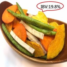 愛呷素 綜合蔬果脆片(全素) 100克/包 (IBV:0.71)